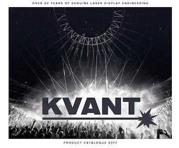 2017年KVANTカタログ クバント クバンツ