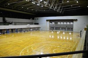 スポーツホール画像1
