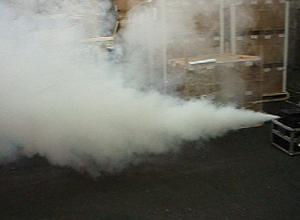 スモークマシン ロスコ デルタ 3000 大量の噴射