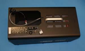 スモークマシン ロスコ モデル1700 上面