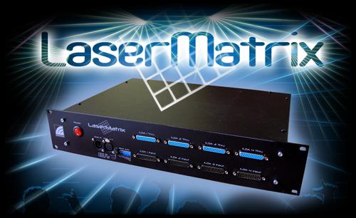 レーザーマトリクス laser matrix バナー