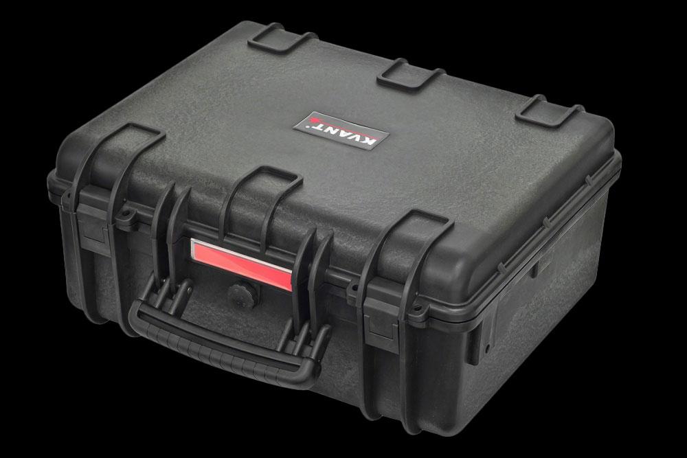 フライトケース付属 RGBレーザー laser