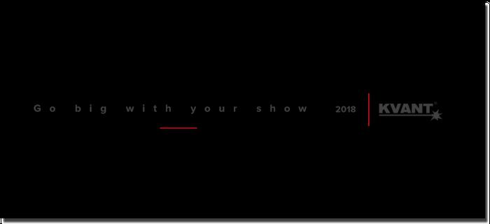 2018年KVANTカタログ クバント クバンツ