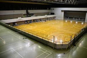 スポーツホール画像2