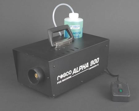 スモークマシン 650w ロスコ アルファ 900V2 外観