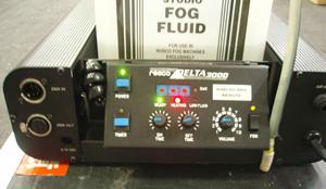 スモークマシン ロスコ デルタ 3000 アナログタイプコントローラー