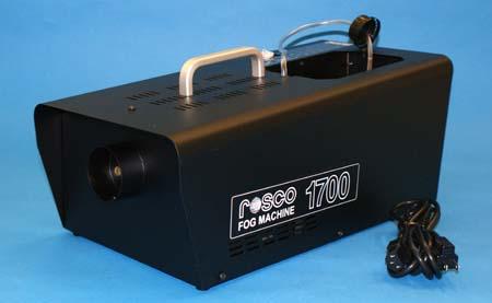 スモークマシン ロスコ モデル1700 外観