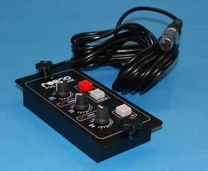 スモークマシン ロスコ モデル1700 コントローラー