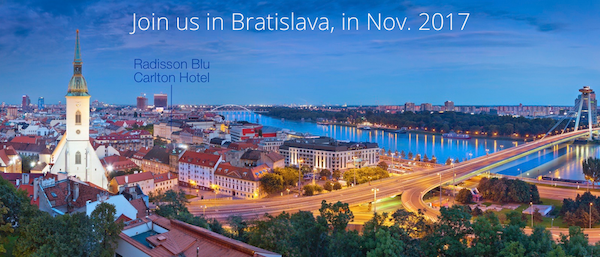 2017年 ILDA会議はスロバキアで開催